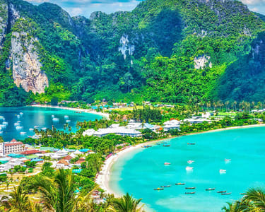 4 Nights Phuket and Krabi Tour Package with Phi Phi Islands