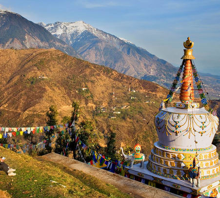 5 Days 4 Nights Dharamshala Sightseeing Tour