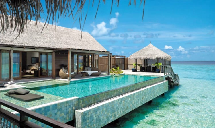 36 Best Water Villa In Maldives For Honeymoon