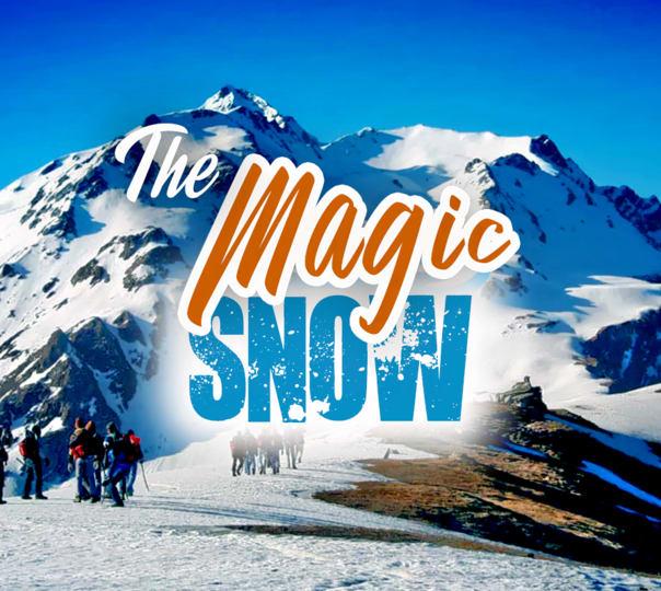 Manali Snow Trek