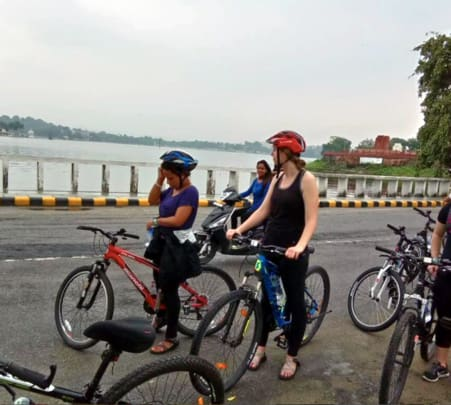 Udaipur Old City Cycling Tour Flat 29% Off
