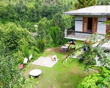 Riverside Homestay in Tirthan Valley, Jibhi