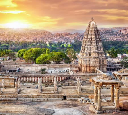 2 Day Hampi Tour from Bangalore Flat 18% off