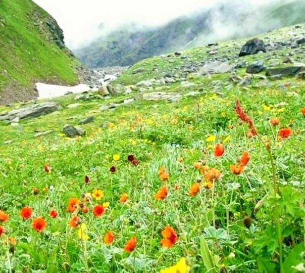 Bhaba Pass Trek 2018, Himachal Pradesh