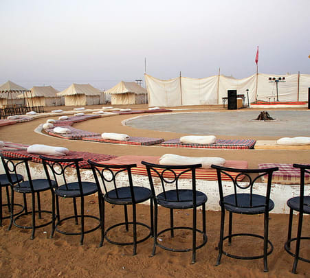Luxury Camping in Jaisalmer Flat 20% off