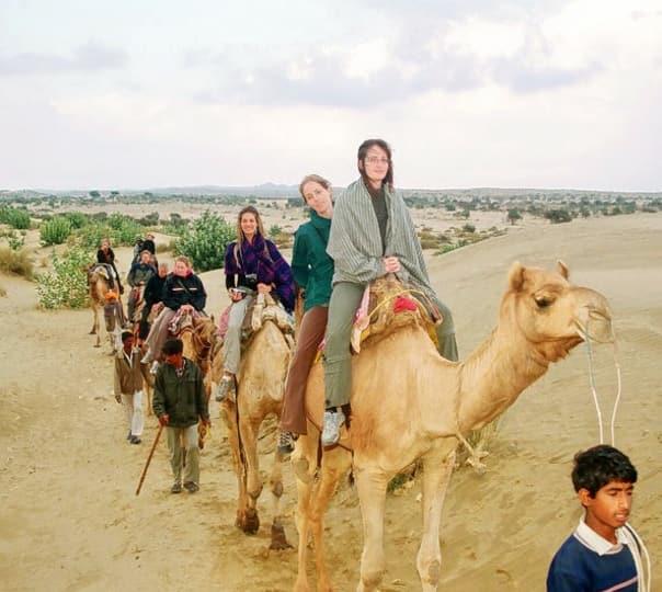 Dune Safari at Jaisalmer