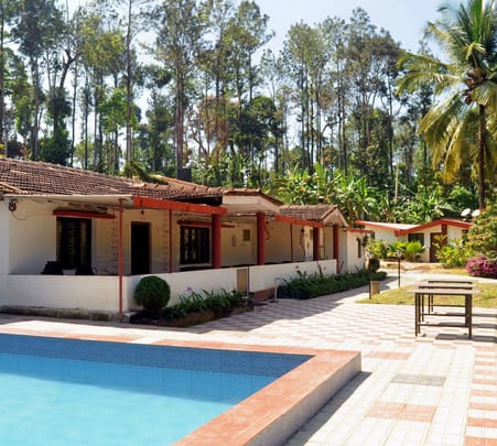 Camp Coorg Estate Resort I Book Online & Get Flat 18% Off