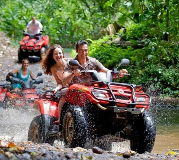 Atv Ride at Gianyar in Bali