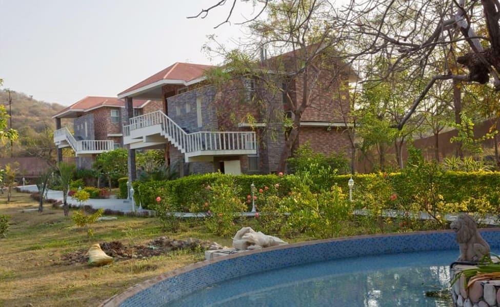 Park Exotica Resort, Udaipur   Book Now @48% Off