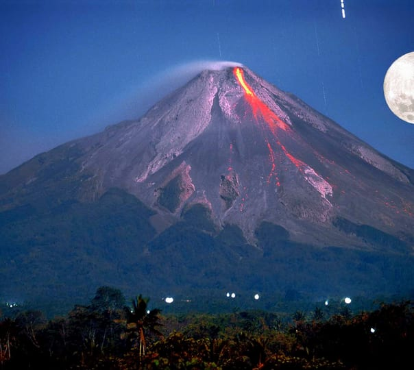 Java Active Volcano Trekking Expedition in Indonesia