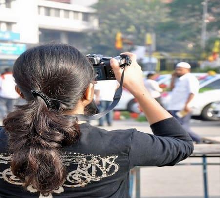 Photo Walk through Multi-cultured Jayangar, Bangalore