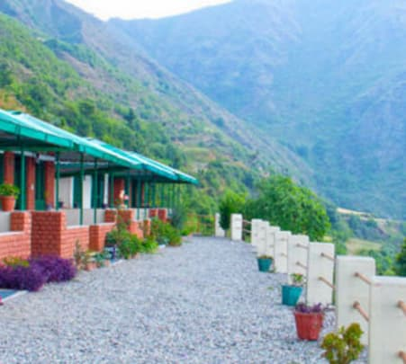 Camp-cum-lodge Stay at Viraatkhai, Chakrata