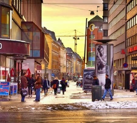 7 Days / 6 Nights Scandinavian Tour