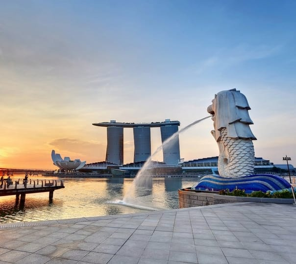 8 Days Malaysia and Singapore Tour (ex. Kl)