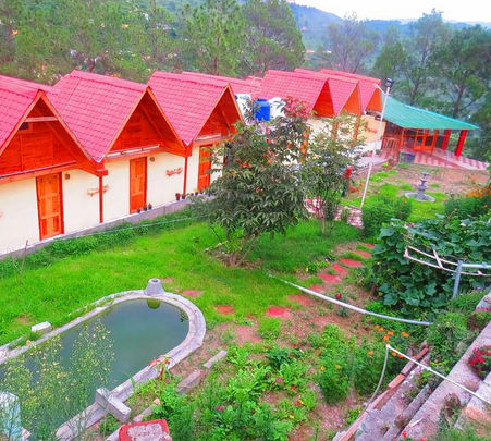 Local Style Homestay in Ranikhet Flat 25% off