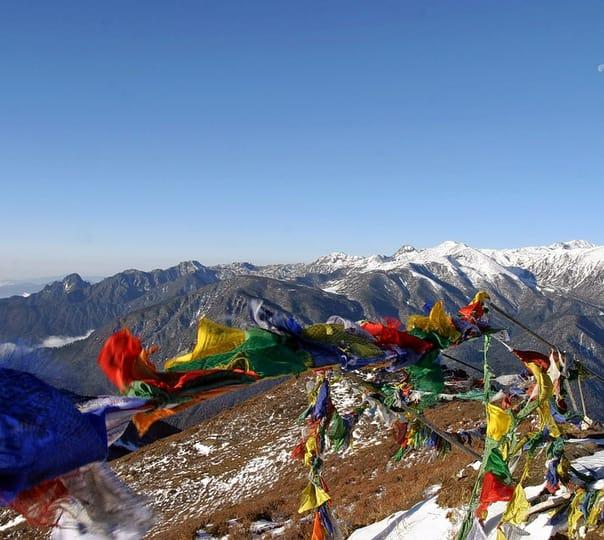 Sikkim Dzongri Trek