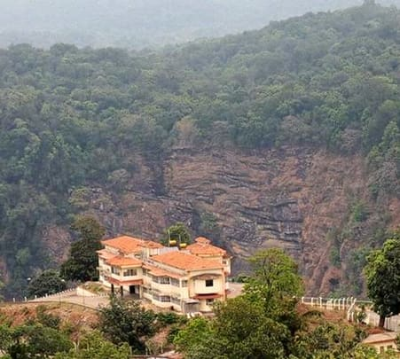 Adventure in Jog falls, Karnataka