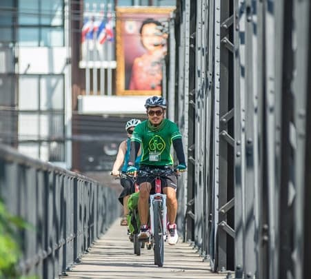 Chiang Mai City Cycling Tour