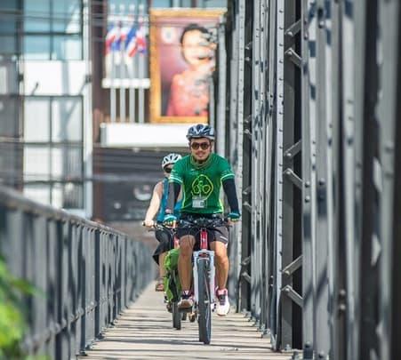 Chiang Mai City Cycling Tour