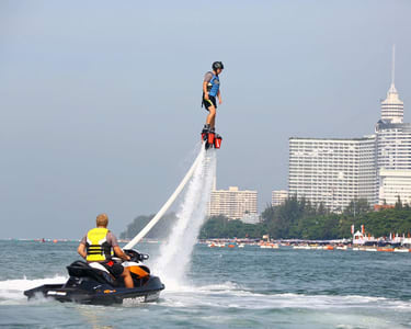 Flyboarding in Pattaya - Flat 16% off