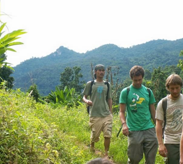 Trekking, Elephant Camp and Jungle Camping Package