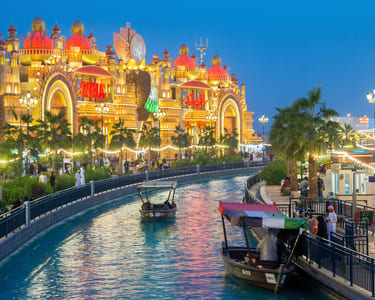 Dubai Global Village Tickets Flat 25% off