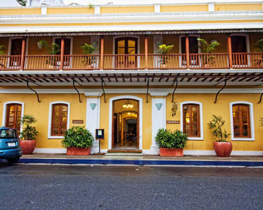 Luxurious Stay at the Palais De Mahe in Pondicherry @ 30% off