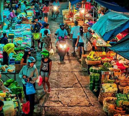 Denpasar Half Day City Tour in Bali