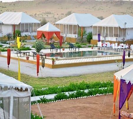 Sam Sand Dunes Camping in Jaisalmer Flat 66% off