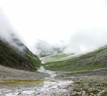 Kag Bhusandi Trek For 8 Days