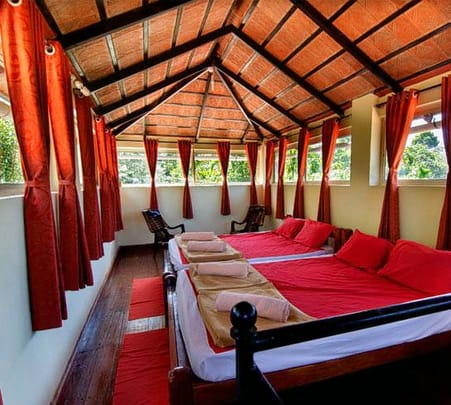 Accommodation with Trekking and Jeep Ride in Sakleshpur