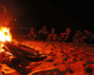 Beach Camping in Gokarna !