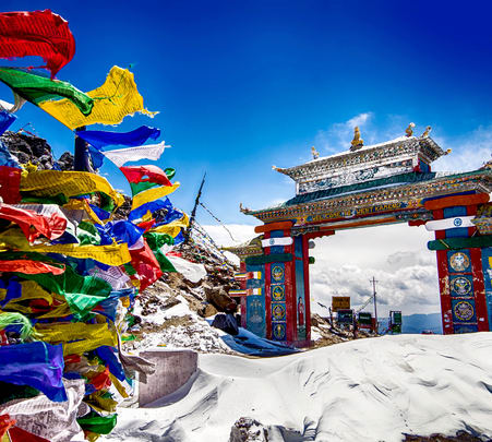 Short Trip to Tawang and Zimthang in Arunachal Pradesh