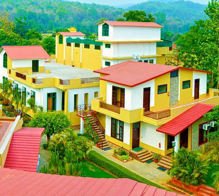 Luxurious Stay at the Tiger Groove Resort, Corbett