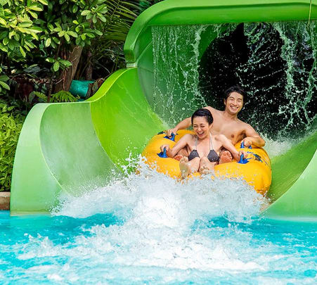 Adventure Cove Waterpark Ticket Singapore - Flat 22% off