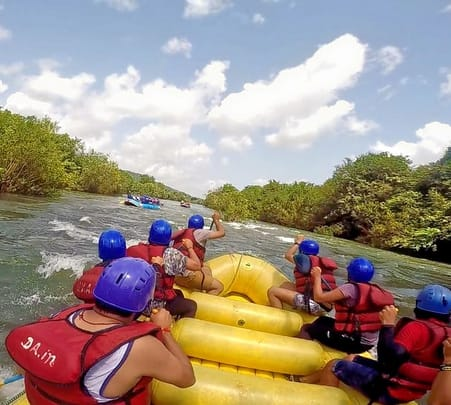 Kundalika Rafting Camp with Adventure Activities @ 1850 Only