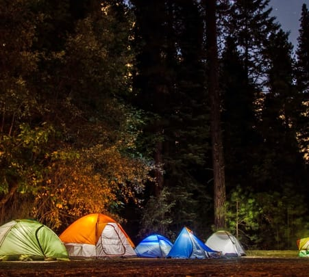 Night Camping at Jogidev, Indore