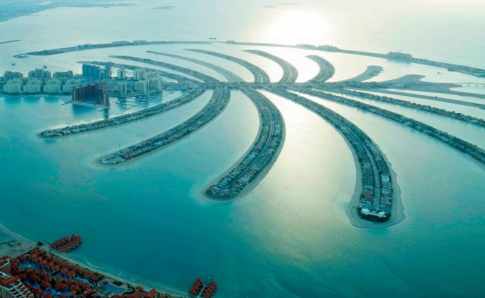 The World Islands Tour In Dubai