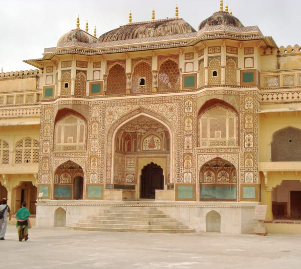 Amber Fort Visit in Jaipur