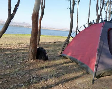 Camping at Igatpuri near Lake @ 1036 Only