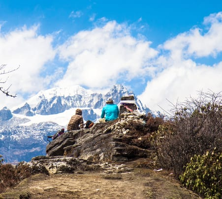 Kanchenjunga Base Camp Trek 2018, Sikkim