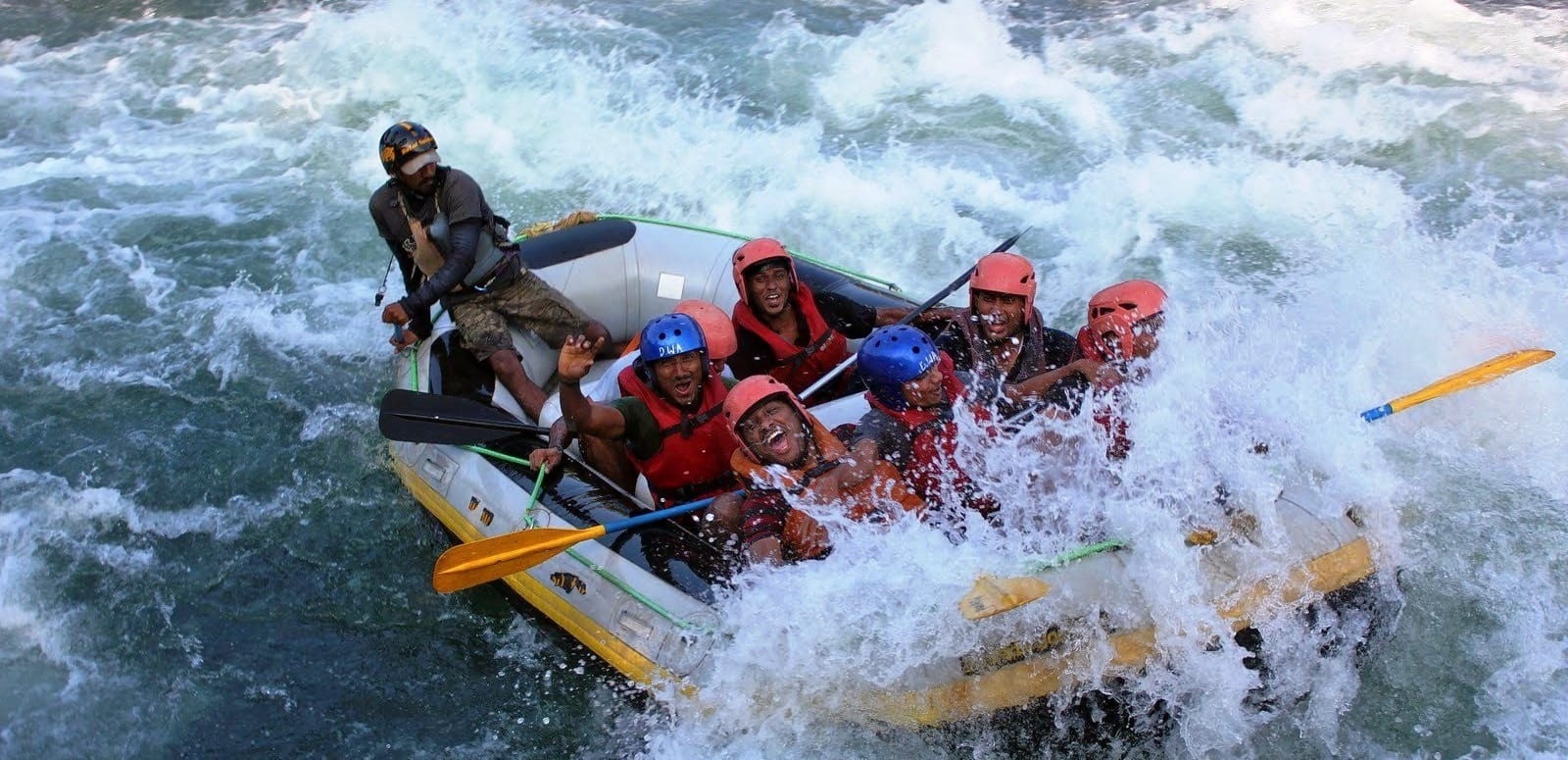 Image result for river rafting in teesta