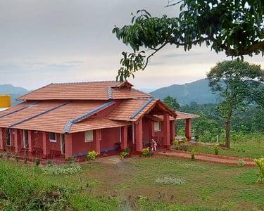 Nature View Homestay in Sakleshpur