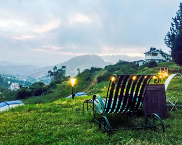Adventure Camping in Ooty - Flat 20% off