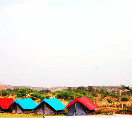 Camping Near Delhi for a Weekend Getaway Flat 15% Off