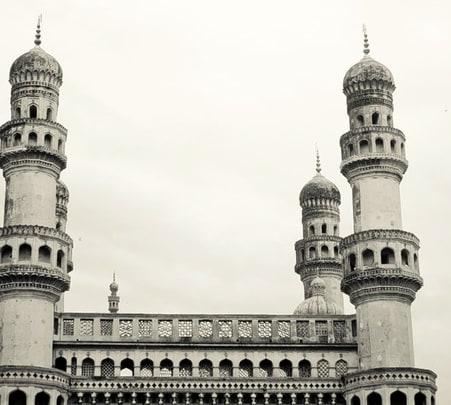 Heritage Walk – Charminar to Badshahi Ashurkhana, Hyderabad