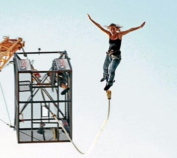 Single Bungee Jumping in Dubai