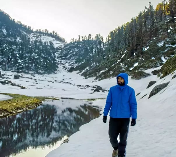 Kareri Lake Trek with Yoga