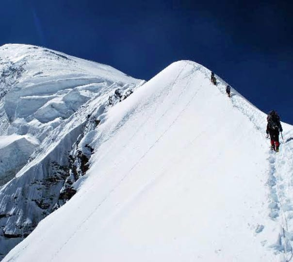 Mount Satopanth Trekking