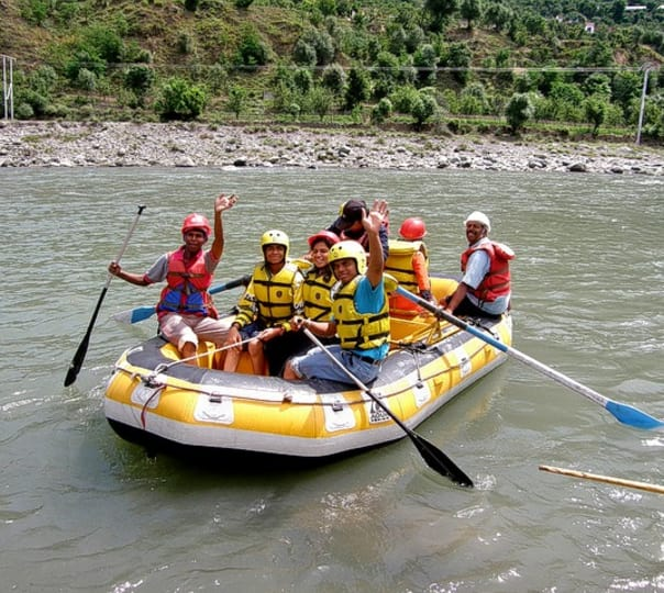 Kameng River Expedition